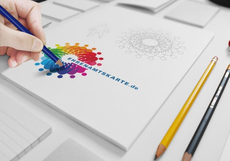 Logo für Ehrenamtskarte