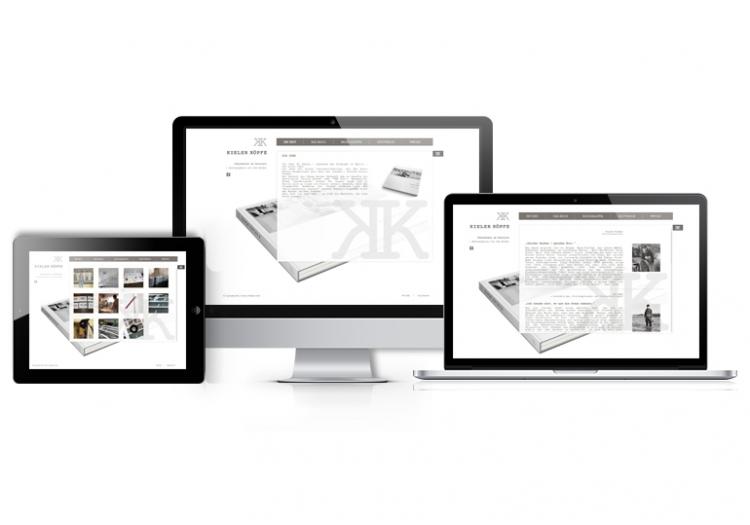 Kieler Köpfe Homepage 1