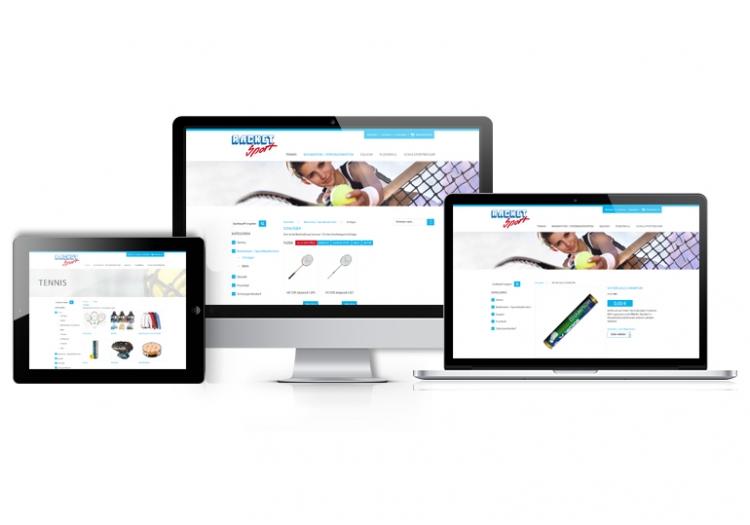 Racket Sport Onlineshop 1
