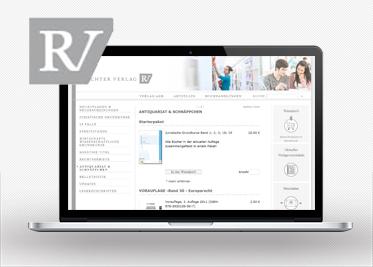 Richter Verlag Onlineshop