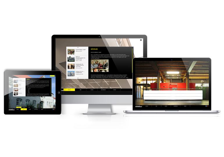 Relaunch www.rimpf.de 1