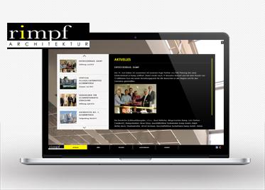 Relaunch www.rimpf.de