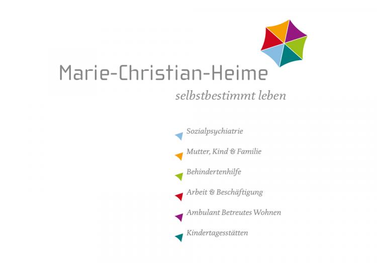 Logo für Marie-Christian-Heime e.V.