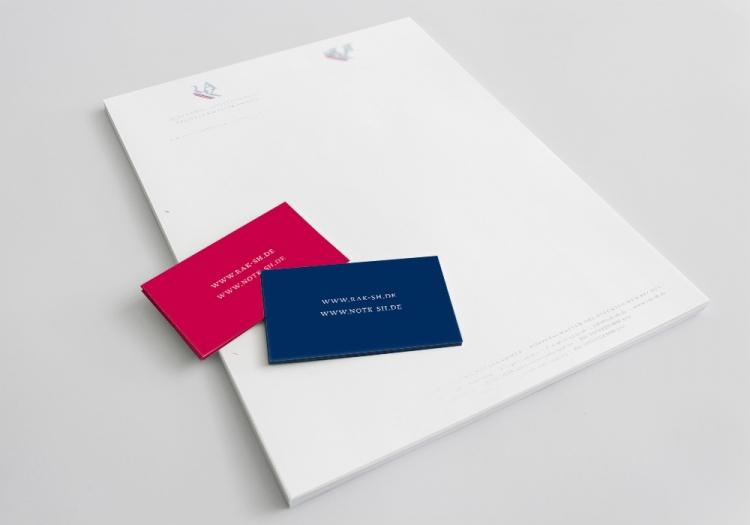 RAK & NOTK Corporate Design 2