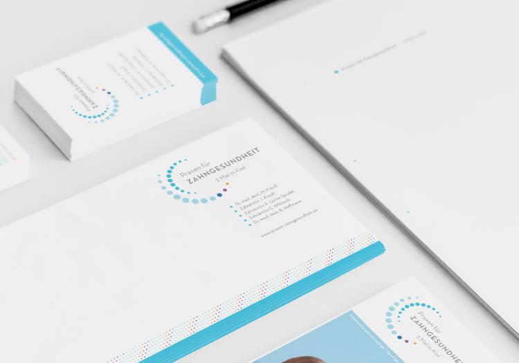 Erscheinungbild mit Biss - Corporate Design 2