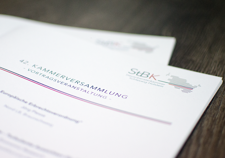 Geschäftsausstattung für StbK