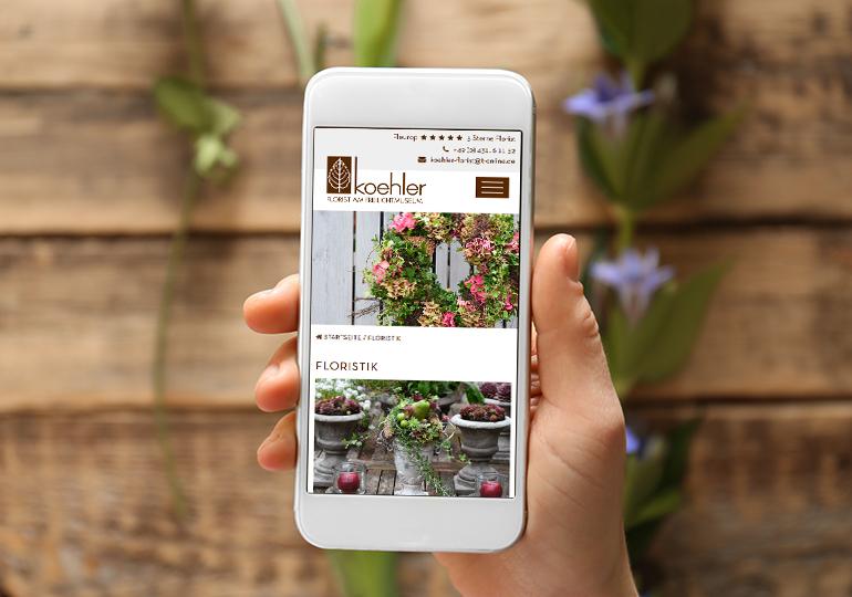 Koehler Florist | Homepage