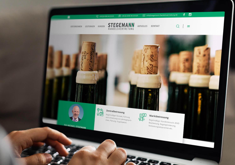 stegemann-handelsvertretung-referenz-internetseite